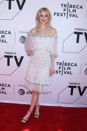 Caitlin Fitzgerald Stills at Sweetbitter Premiere at Tribeca Film Festival 2018/04/26 12