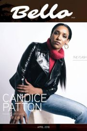 Candice Patton Poses for Bello Magazine 2018 Issue 11