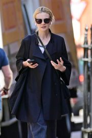 Carey Mulligan Stills Out and in Chelsea 2018/05/18 2