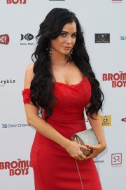 Carla Howe at Bromley Boys Premiere in London 2018/05/24 5