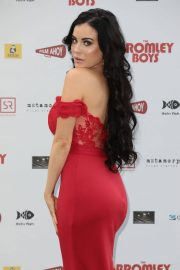 Carla Howe at Bromley Boys Premiere in London 2018/05/24 9
