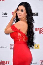 Carla Howe at Bromley Boys Premiere in London 2018/05/24 15