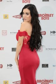 Carla Howe at Bromley Boys Premiere in London 2018/05/24 18
