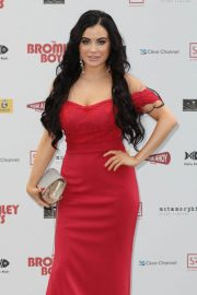 Carla Howe at Bromley Boys Premiere in London 2018/05/24 19