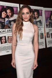 Carly Chaikin at Social Animals Premiere in Los Angeles 2018/05/30 3