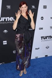 Carrie Preston Stills at Turner Upfront Presentation in New York 2018/05/16 5