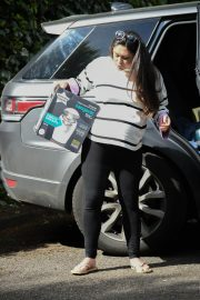 Casey Batchelor Stills Out and About in Essex 2018/04/26 1