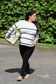Casey Batchelor Stills Out and About in Essex 2018/04/26 4