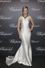Cate Blanchett Stills at Chopard Trophy Party Cannes Film Festival 2018/05/14 1