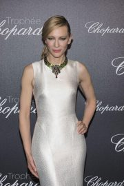 Cate Blanchett Stills at Chopard Trophy Party Cannes Film Festival 2018/05/14 9