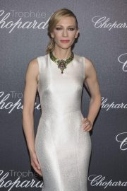 Cate Blanchett Stills at Chopard Trophy Party Cannes Film Festival 2018/05/14 10
