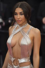Chantel Jeffries Stills at Everybody Knows Premiere and Opening Ceremony at 2018 Cannes Film Festival 2018/05/08 1