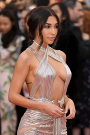 Chantel Jeffries Stills at Everybody Knows Premiere and Opening Ceremony at 2018 Cannes Film Festival 2018/05/08 15