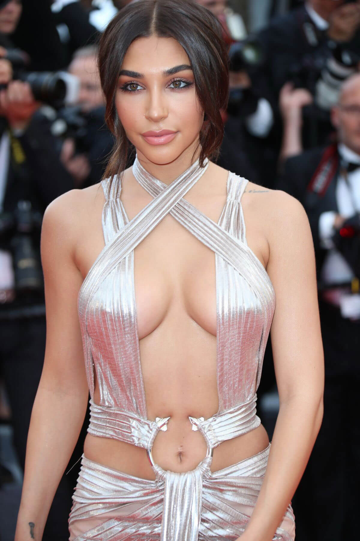 Chantel Jeffries Stills at Everybody Knows Premiere and Opening Ceremony at 2018 Cannes Film Festival 2018/05/08 20