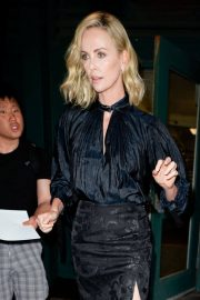 Charlize Theron Stills Out and About in New York 2018/05/02 13