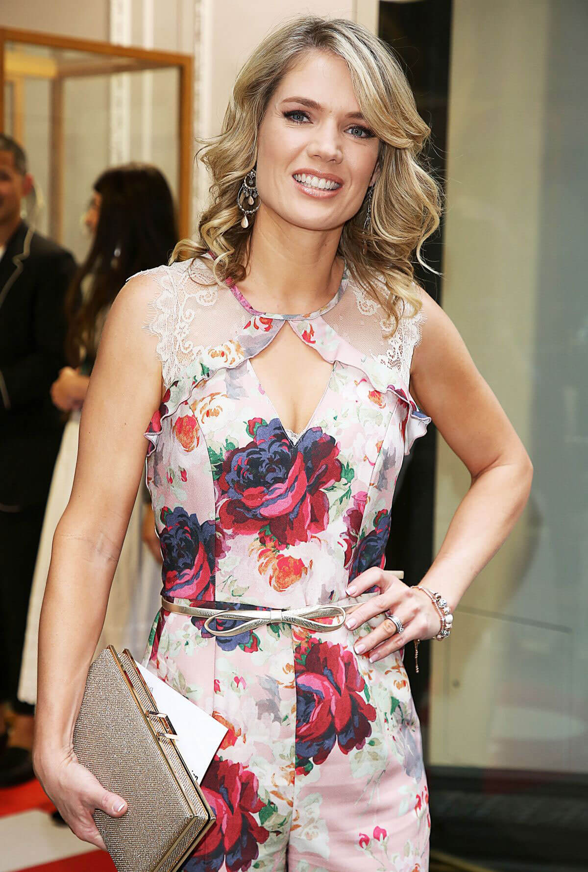 Charlotte Hawkins at Hello! Magazine x Dover Street Market 30th Anniversary Party in London 2018/05/09 6