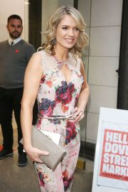 Charlotte Hawkins at Hello! Magazine x Dover Street Market 30th Anniversary Party in London 2018/05/09 7