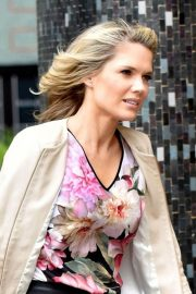 Charlotte Hawkins Stills Out and About in London 2018/05/02 2