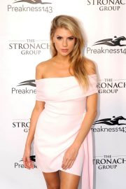 Charlotte McKinney Stills at 143rd Preakness Stakes at Primlico Race Course in Baltimore 2018/05/19 6