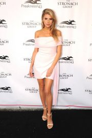 Charlotte McKinney Stills at 143rd Preakness Stakes at Primlico Race Course in Baltimore 2018/05/19 7