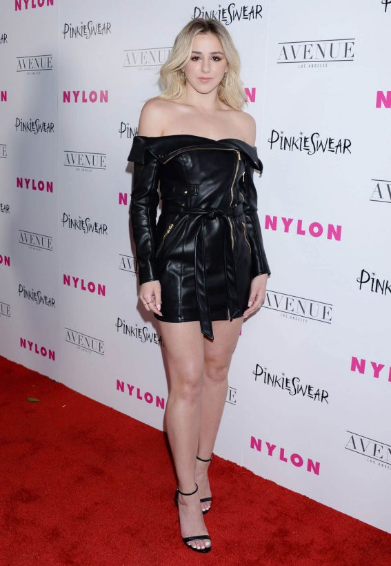 Chloe Lukasiak Stills at Nylon Young Hollywood Party in Hollywood 2018/05/22 5