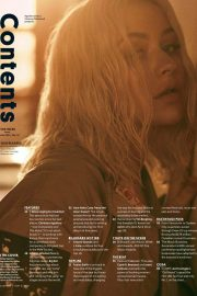 Christina Aguilera Poses for Billboard Magazine, May 2018 Issue 3