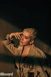 Christina Aguilera Poses for Billboard Magazine, May 2018 Issue 5