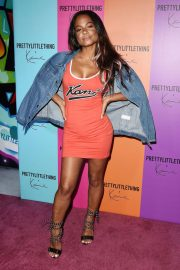 Christina Milian at PrettyLittleThing x Karl Kani Event in Los Angeles 2018/05/22 1
