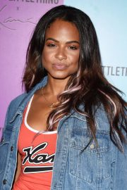 Christina Milian at PrettyLittleThing x Karl Kani Event in Los Angeles 2018/05/22 2