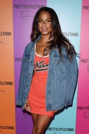 Christina Milian at PrettyLittleThing x Karl Kani Event in Los Angeles 2018/05/22 3