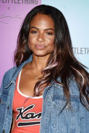 Christina Milian at PrettyLittleThing x Karl Kani Event in Los Angeles 2018/05/22 7