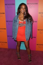 Christina Milian at PrettyLittleThing x Karl Kani Event in Los Angeles 2018/05/22 8