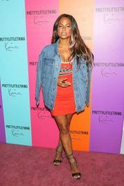 Christina Milian at PrettyLittleThing x Karl Kani Event in Los Angeles 2018/05/22 10