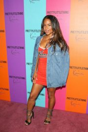 Christina Milian at PrettyLittleThing x Karl Kani Event in Los Angeles 2018/05/22 11