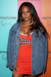 Christina Milian at PrettyLittleThing x Karl Kani Event in Los Angeles 2018/05/22 13