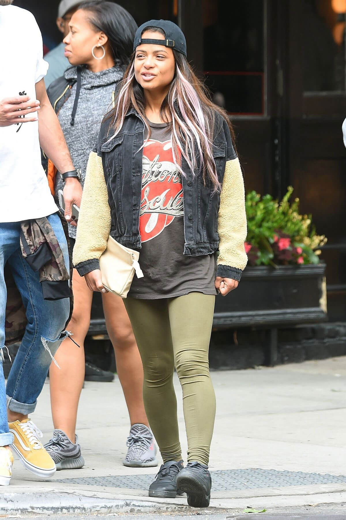 Christina Milian Stills Out in New York 2018/05/18 4