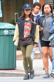 Christina Milian Stills Out in New York 2018/05/18 5