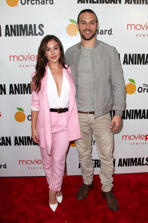 Chrysti Ane at American Animals Premiere in New York 2018/05/29 4
