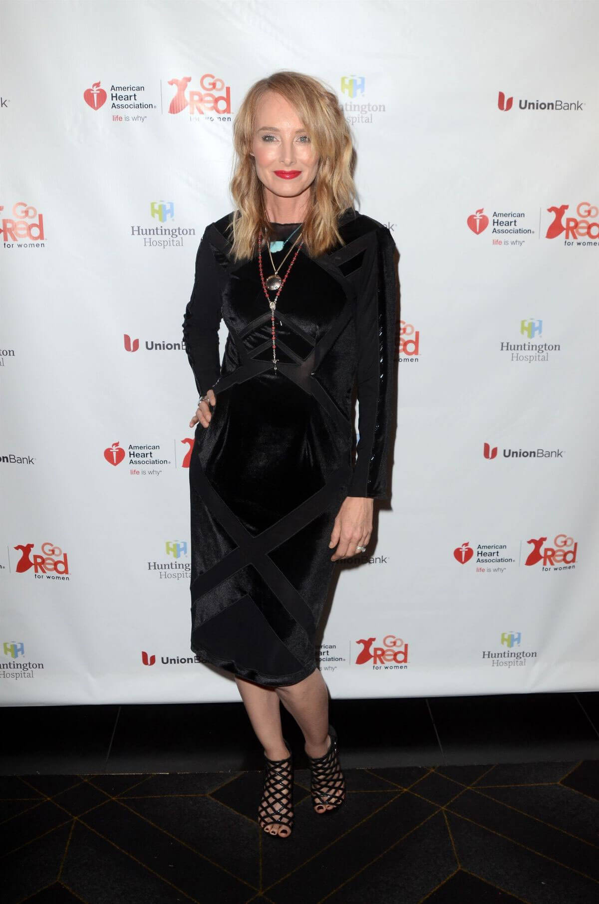 Chynna Phillips Stills at 3rd Annual Rock the Red Music Benefit in Hollywood 2018/05/17 9