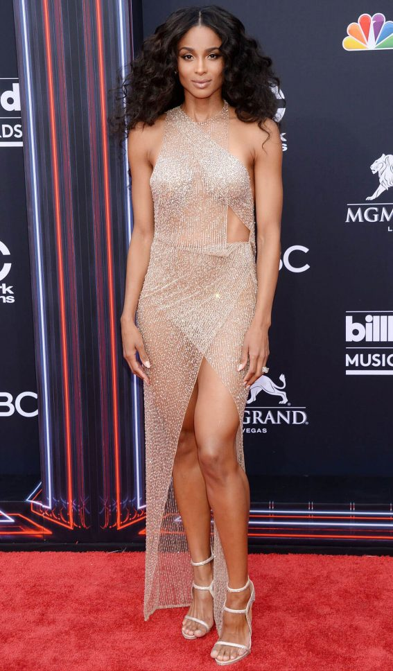 Ciara Stills at 2018 Billboard Music Awards in Las Vegas 2018/05/20 11