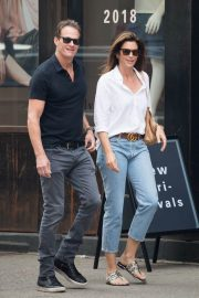 Cindy Crawford and Rande Gerber Stills Out in New York 2018/05/05 5