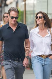 Cindy Crawford and Rande Gerber Stills Out in New York 2018/05/05 13