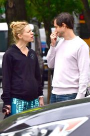 Claire Danes and Hugh Dancy Stills Out in New York 2018/05/16 2