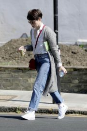 Claire Foy Stills Out and About in London 2018/05/17 2