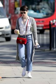 Claire Foy Stills Out and About in London 2018/05/17 3