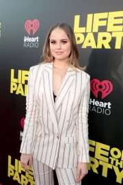 Debby Ryan Stills at Life of the Party Premiere in Auburn 2018/04/30 7
