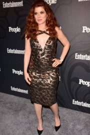 Debra Messing Stills at EW & People New York Upfronts Celebration 2018/05/14 7