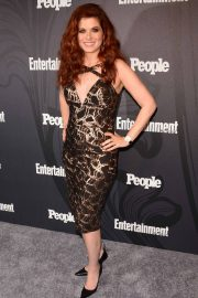 Debra Messing Stills at EW & People New York Upfronts Celebration 2018/05/14 8