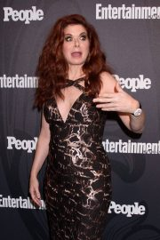Debra Messing Stills at EW & People New York Upfronts Celebration 2018/05/14 9