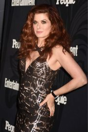 Debra Messing Stills at EW & People New York Upfronts Celebration 2018/05/14 13